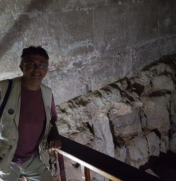 Cámara superior, Pirámide Roja