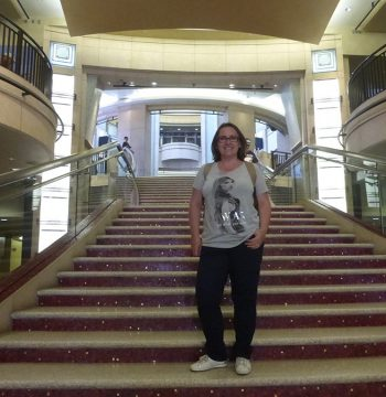 Dolby Theatre, Hollywood Boulevard