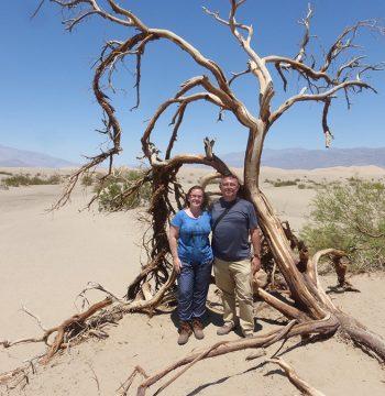 Dunas de Mesquite Flat, Death Valley