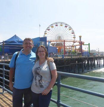 Embarcadero de Santa Monica, California