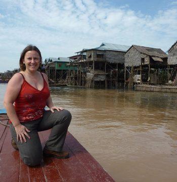 Kompong Pluk, Camboya