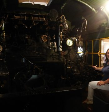 Locomotora Rogers, Museo de Henry Ford