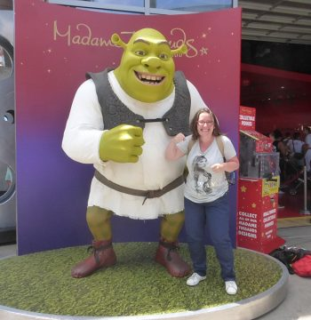 Museo de Madame Tussauds, Hollywood