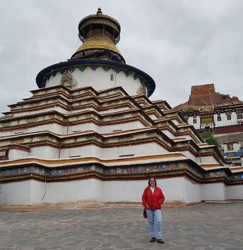 Pelkor Chode, Gyantse