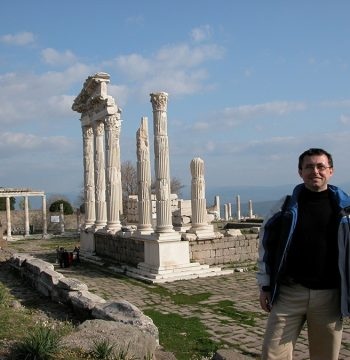 Pergamo, Turquía