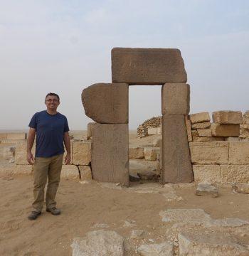 Recinto funerario de Pepi II, Saqqara Sur