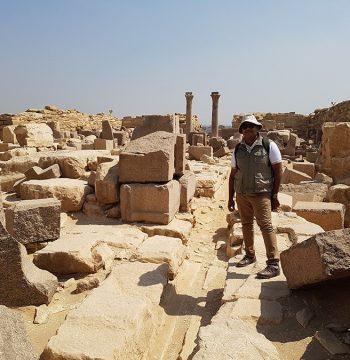 Recinto funerario de Sahura, Abusir