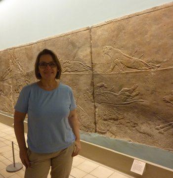 Relives del Palacio de Nínive, British Museum