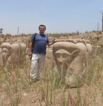 Templo de Hathor, Mit Rahina