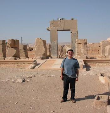 Templo de Ramsés II, Abidos