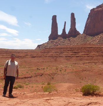 Three Sisters, Monument Valley