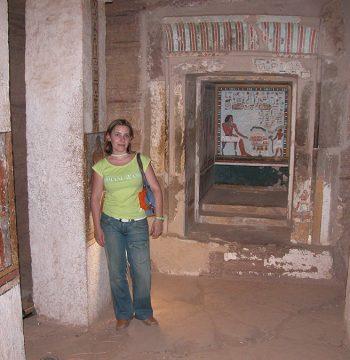 Tumba de Sarenput II, Qubbet el-Hawa