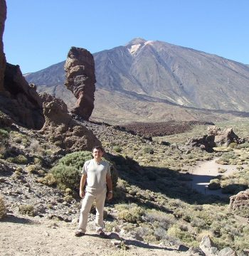 Volcán Teide, Tenerife